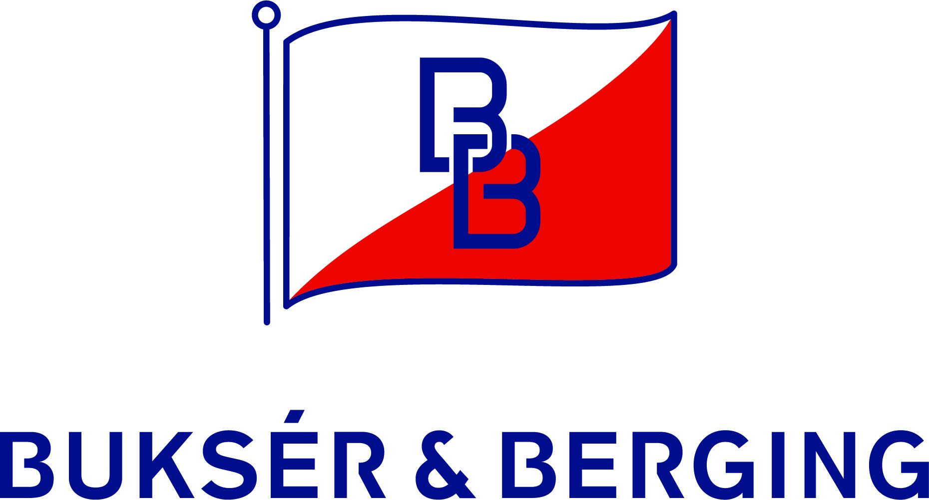 Buksèr og Berging AS logo